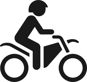 300x284 Bike Clip Art Download
