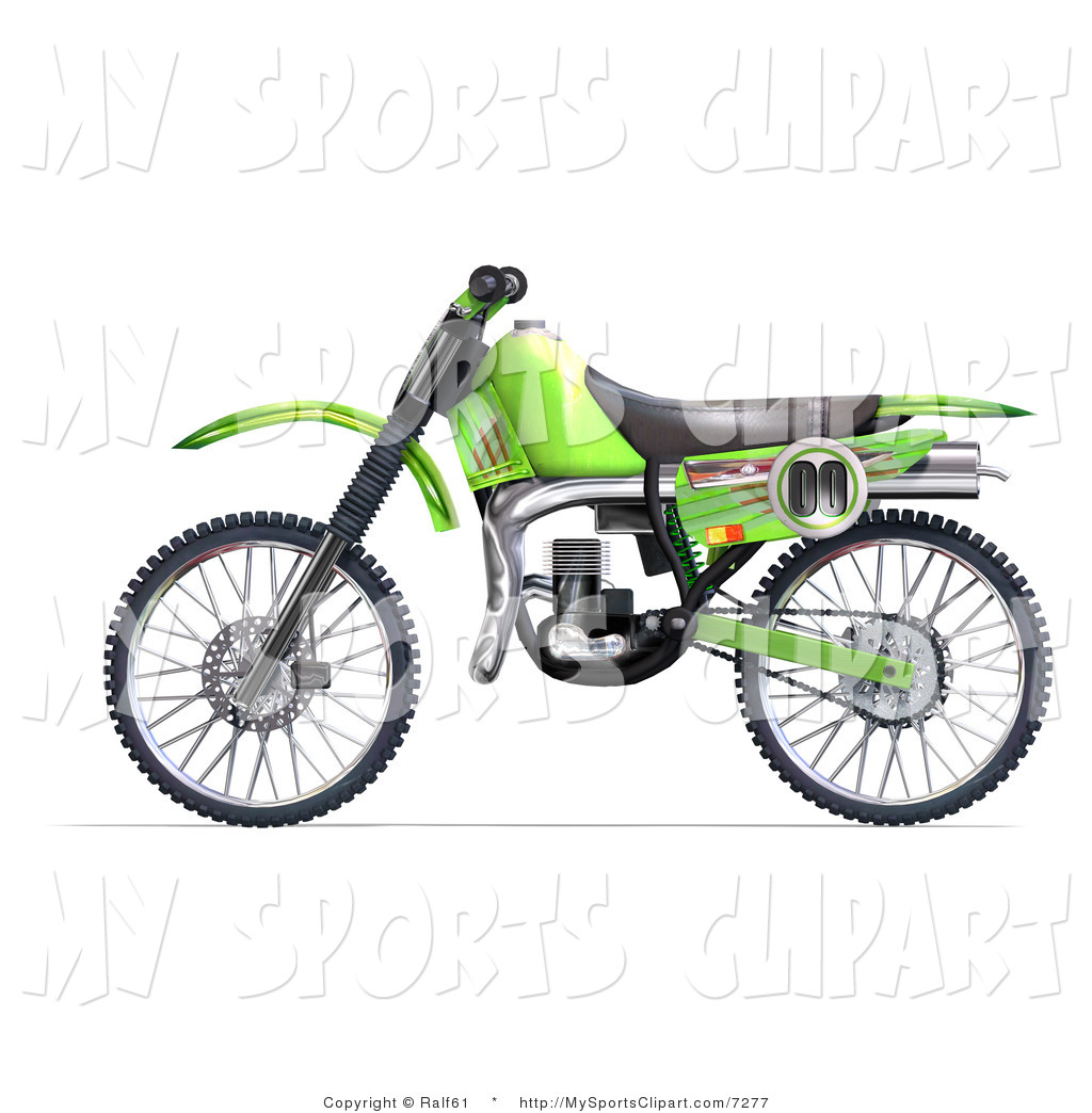 1024x1044 Sports Clip Art Of A Dirt Bike By Ralf61