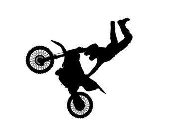 340x270 Dirt Bike Clip Art