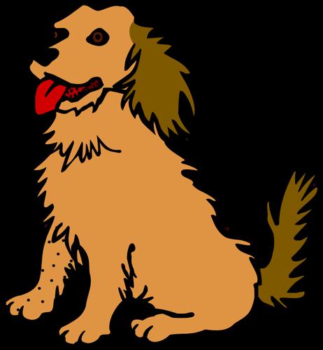 462x500 454 Hund Kostenlose Clipart Public Domain Vektoren