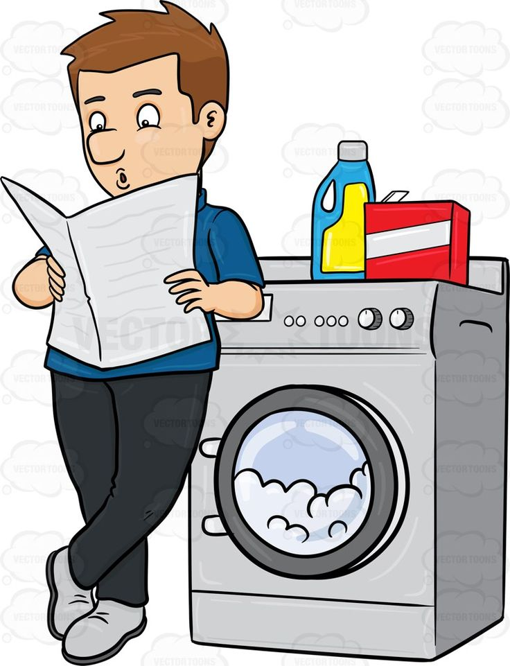 Dirty Laundry Clipart