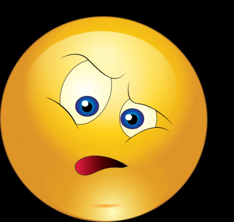 820x781 disappointed emoticons clipart clipart kidFree download PNG