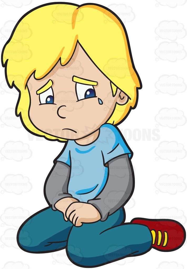 711x1024 Boy clipart disappointed