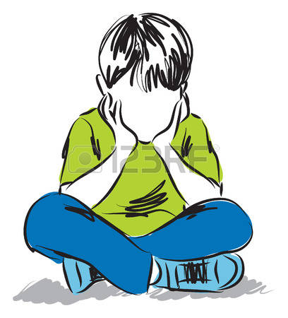 408x450 Disappointed Young Girl Clipart Collection