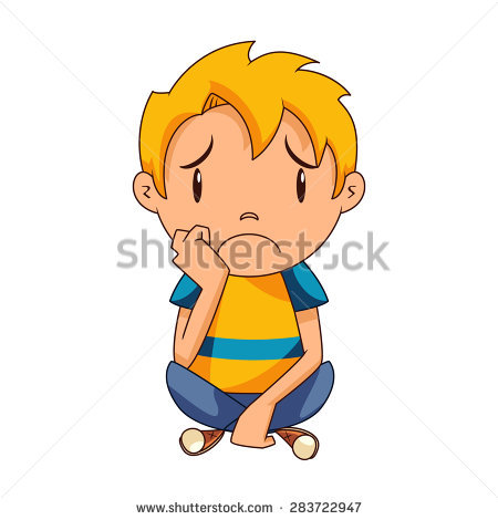 450x470 Gloomy Clipart Disappointed Kid