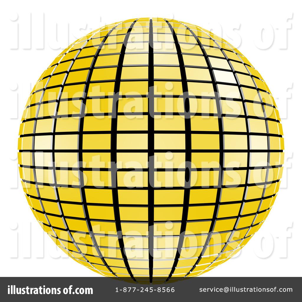 1024x1024 Disco Ball Clipart