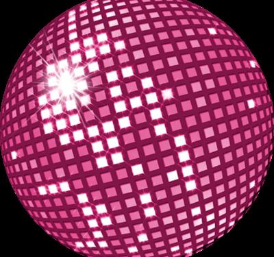 400x375 Disco Ball Clipart