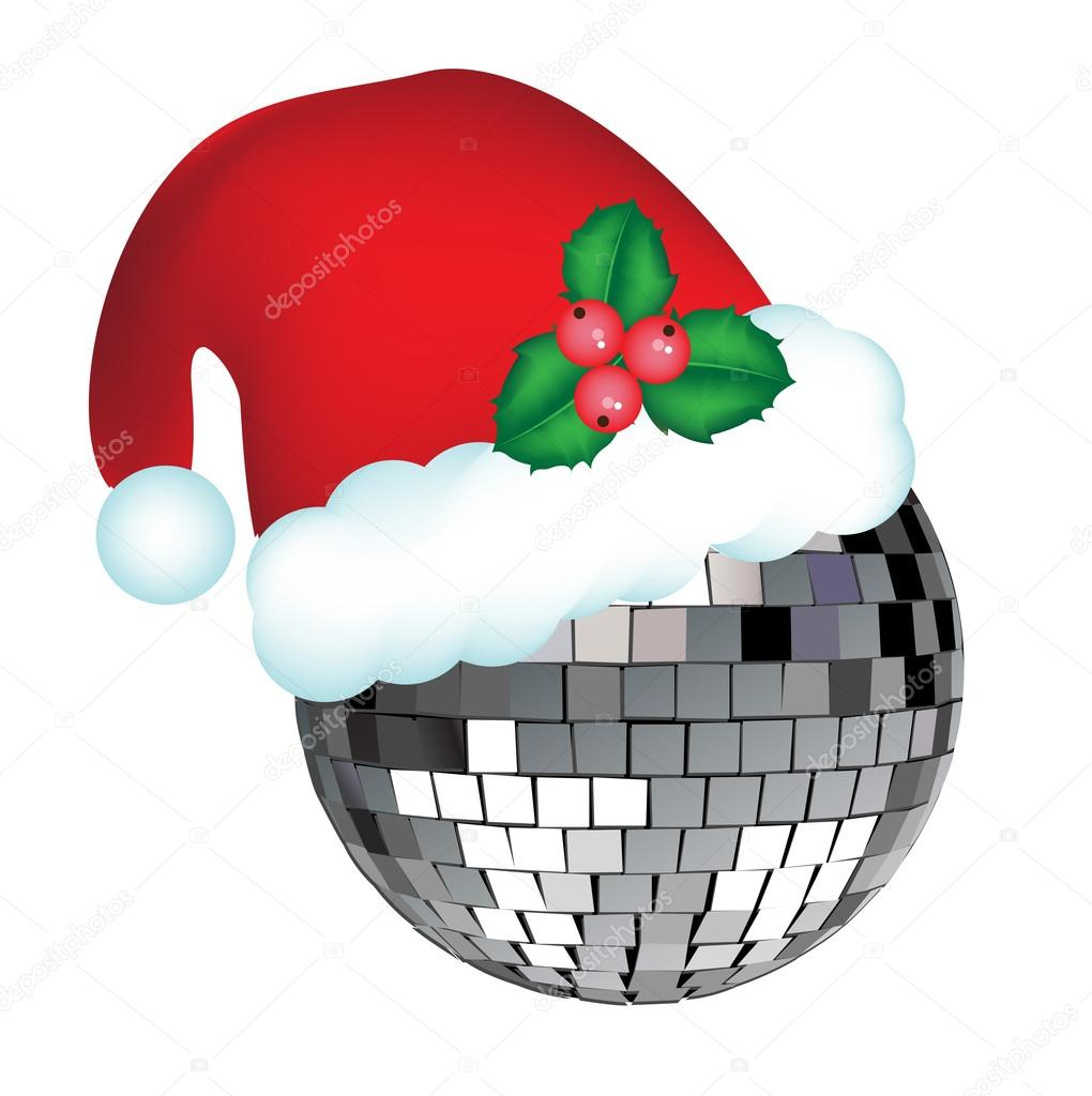 1020x1024 Disco Clipart Santa