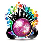 170x170 Disco Clip Art