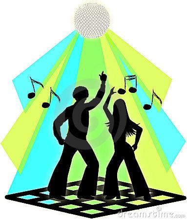 383x450 Disco Clipart Disco Dancer