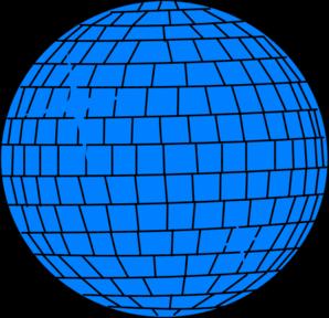 298x288 Disco Ball 3 Clip Art