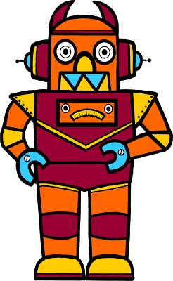 246x400 193 Best Clipart Robot Images Robot, Pictures