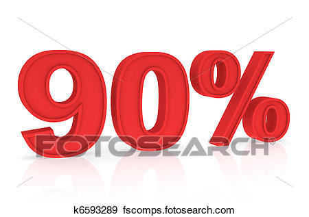 450x317 Stock Illustration Of Discount 90% K6593289