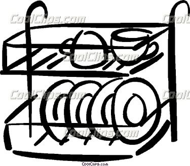 375x328 Load Dishwasher Clipart Cliparthut Free Clipart, Dish Washer Clip