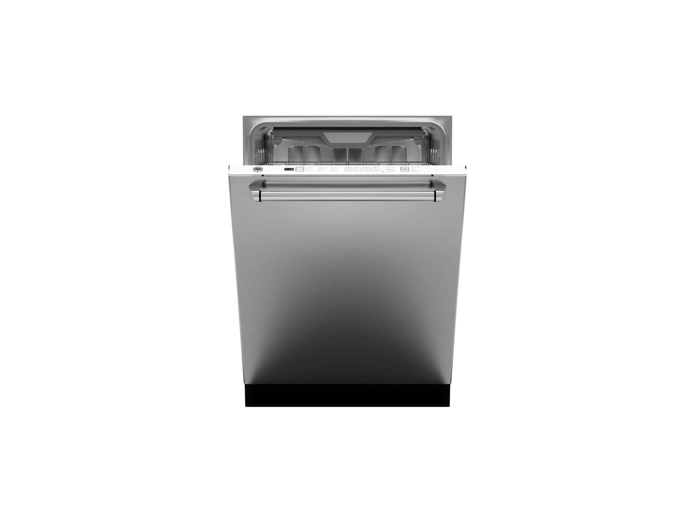 2400x1800 24 Panel Installed Dishwasher 16 Settings 45db Bertazzoni