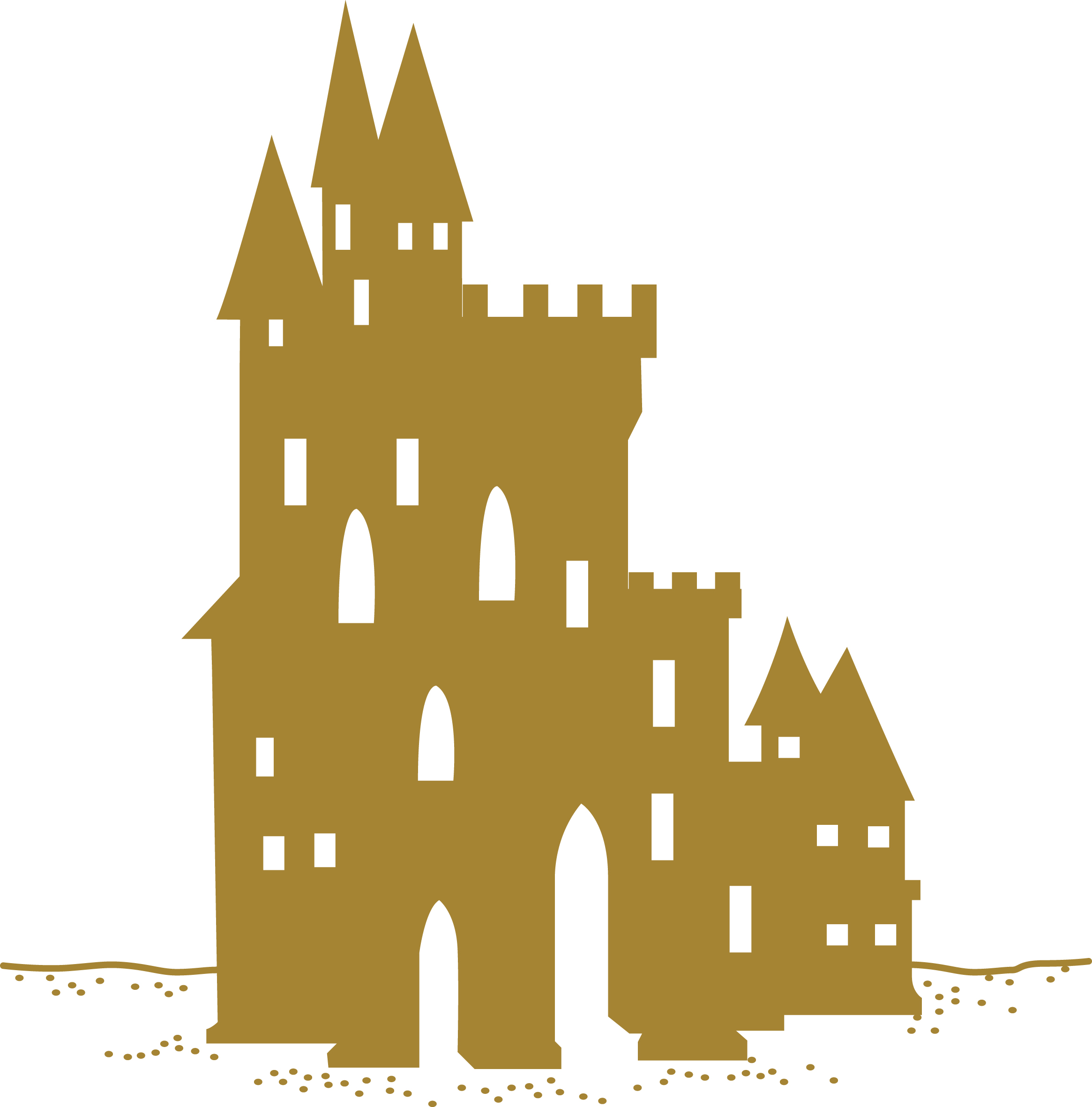 2330x2362 Castle Free To Use Cliparts