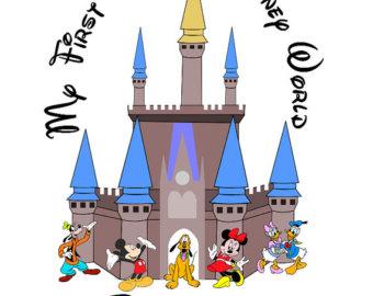 340x270 Cinderella Castle Clip Art Free Clipart Images