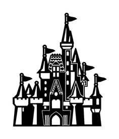 236x274 Disney Castle Silhouette Clip Art Free Clipart