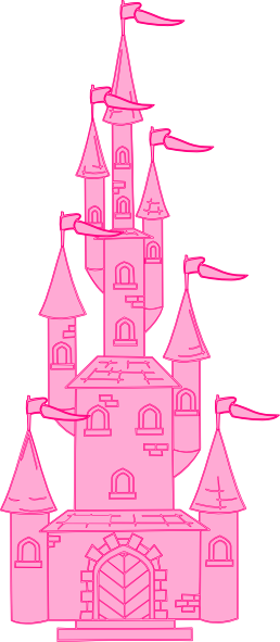 258x591 Disney Princess Castle Clipart Free Clipart Images 3
