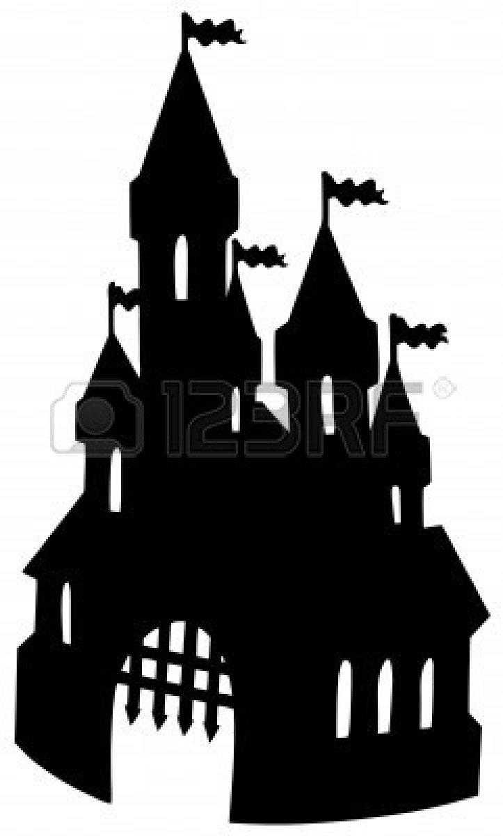 723x1200 Disneyland Clipart Palace