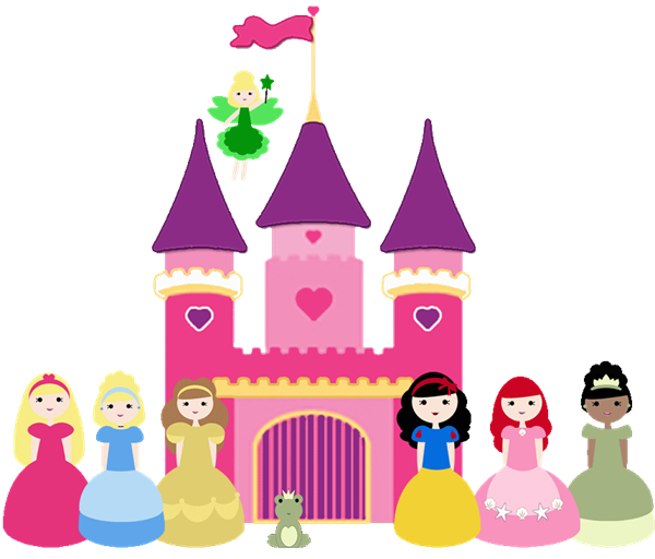 600x512 Best Disney Castle Clipart