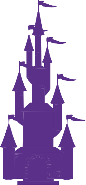 276x596 Castle Clipart Disneyland Castle