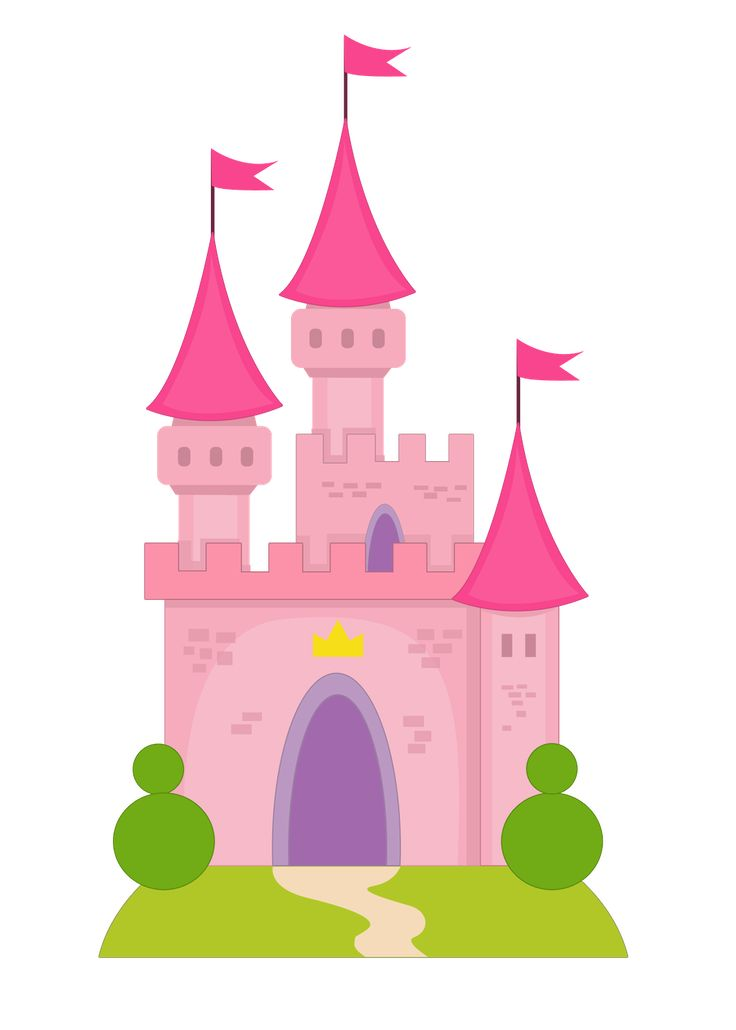 Disney Castle Drawing