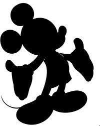 Disney Castle Silhouettes