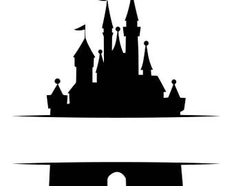disney castle silhouettes free download best disney disney castle clip art printable disney castle clip art with mickey ears