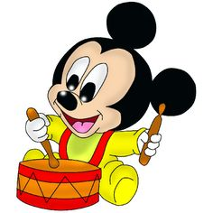 236x236 Disney Babies Clip Art Baby Mickey Mouse