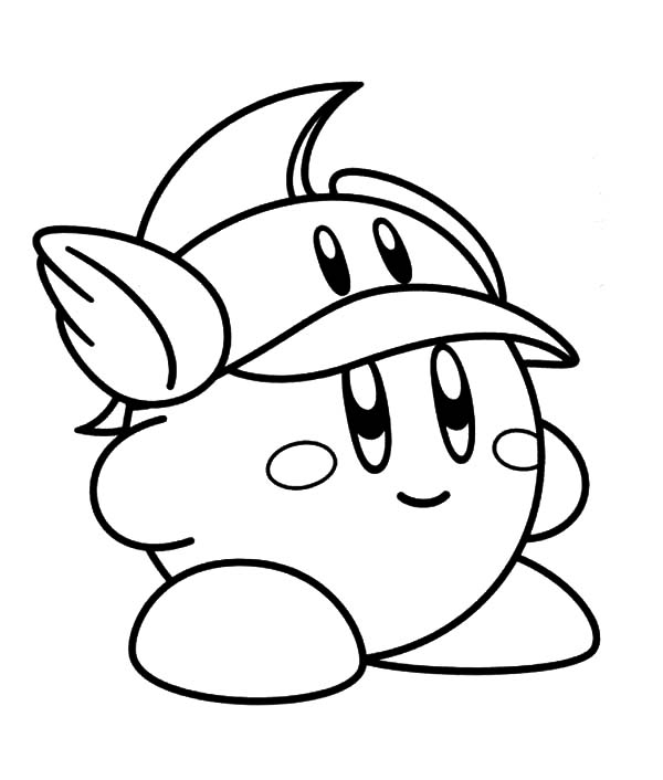 600x706 Nintendo Characters Coloring Pages Coloring