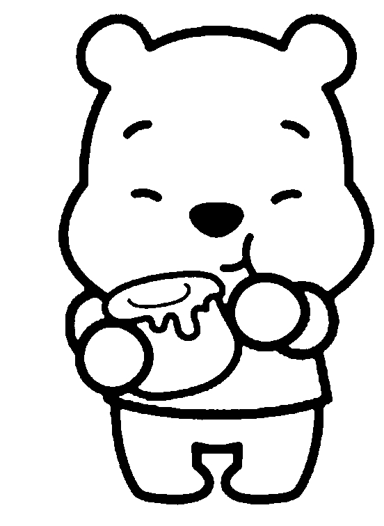 552x756 Baby Disney Characters Coloring Pages Free Coloring Baby Disney