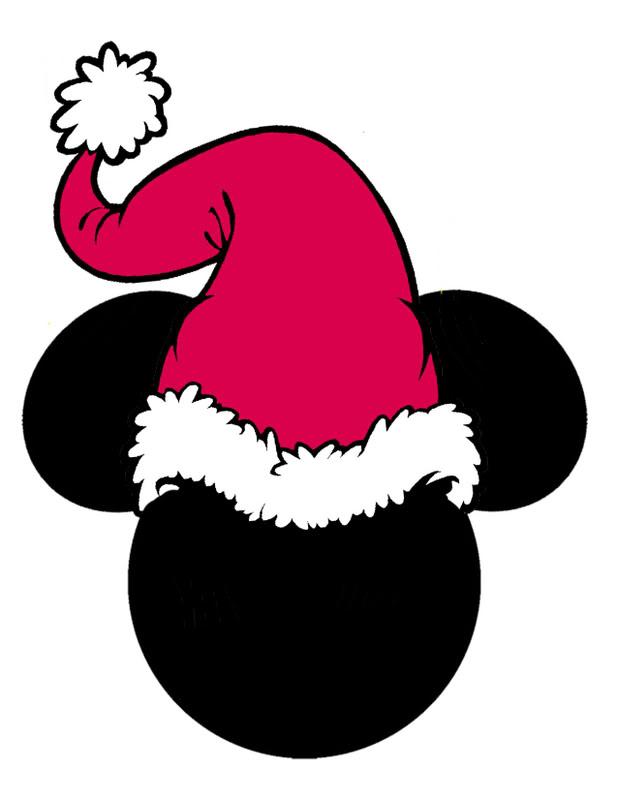618x799 Disney Christmas Clipart