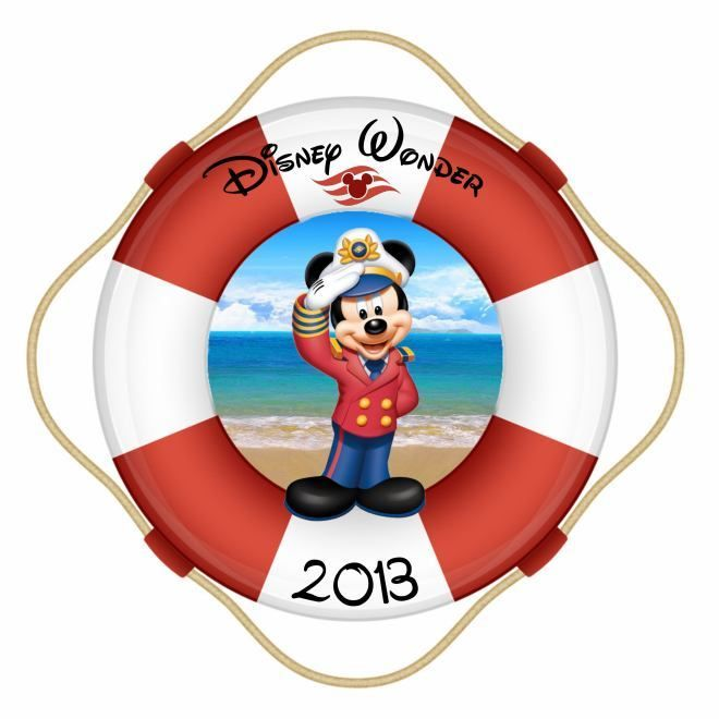 Disney Cruise Ship Clipart