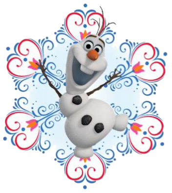 352x394 Frozen Clipart Balloon