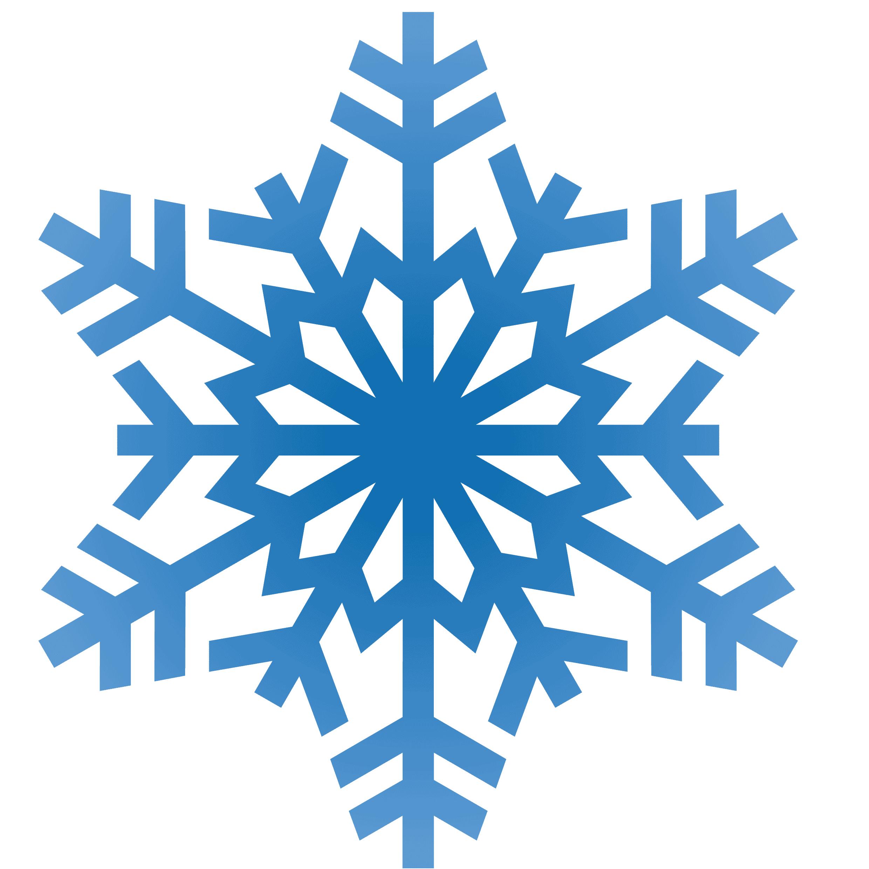 2480x2480 Snow Flakes Clip Art