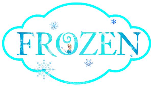 600x341 Word Clipart Disney Frozen