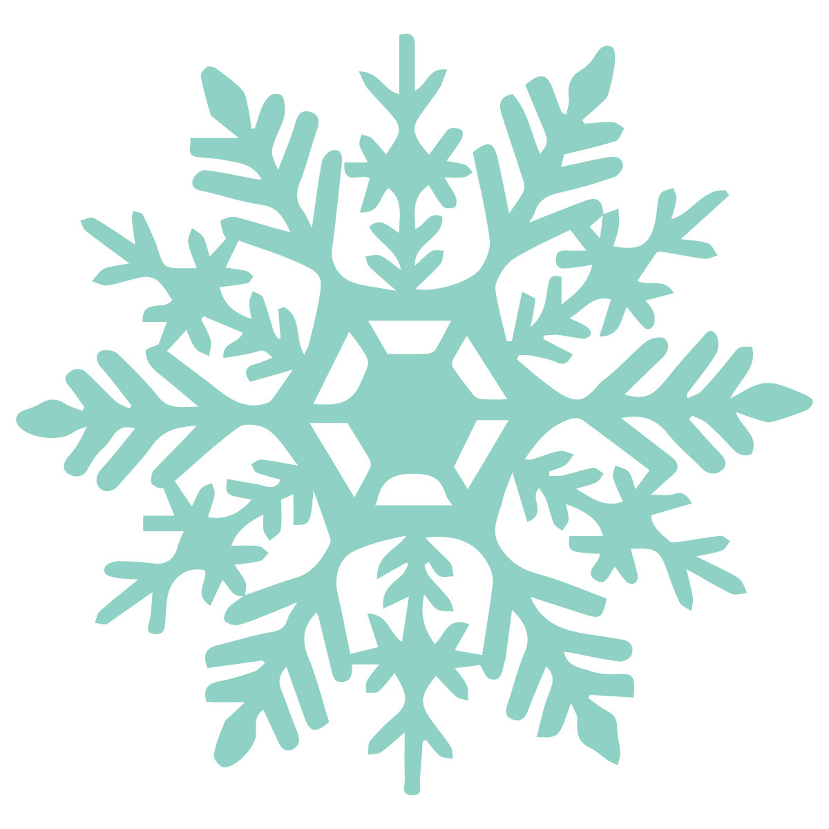 1200x1200 Disney Frozen Snowflake Clipart