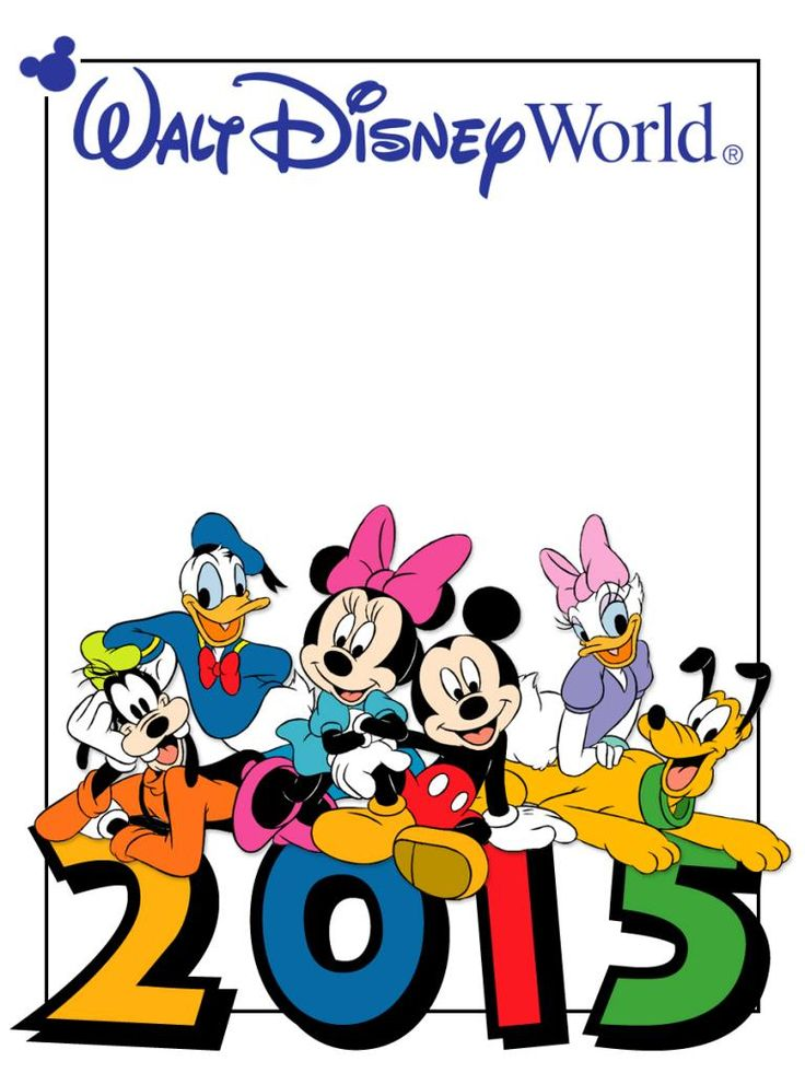 736x981 Disneyland Clipart Disney World 2015