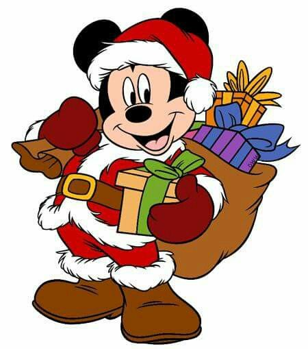 450x509 691 Best Mickey Mouse Christmas Images Ballet