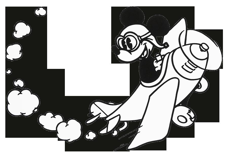 900x620 Disney Clipart Black And White