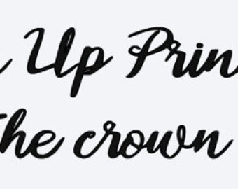 340x270 Princess Quote Etsy