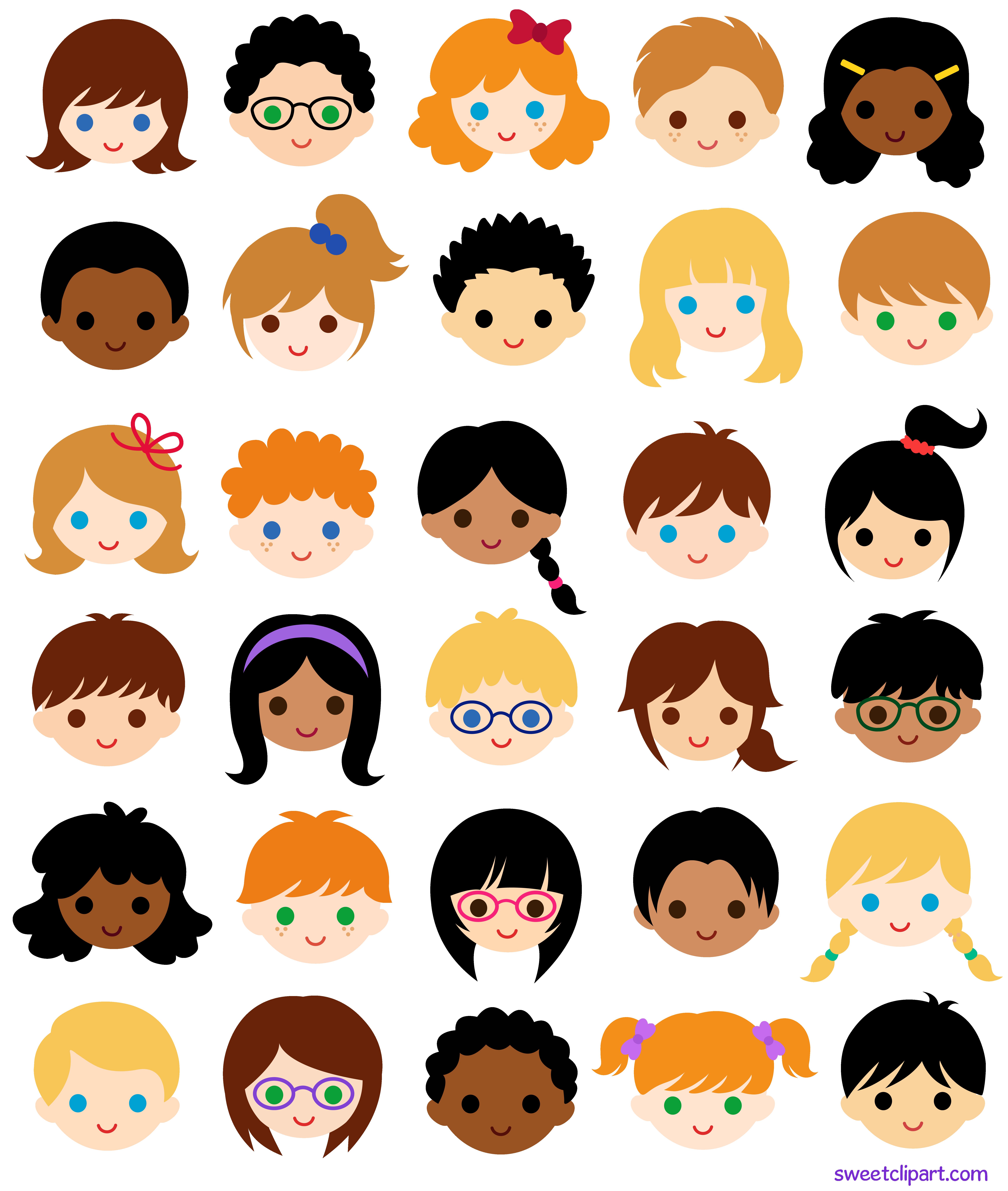 Diversity Clipart