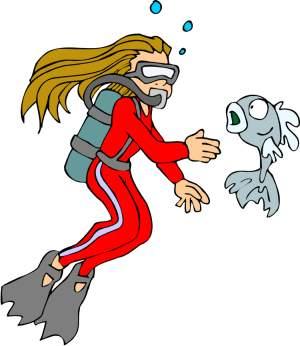 300x346 Scuba Allows Snorkel By Art, Image Vacation File Figure Eps Scuba