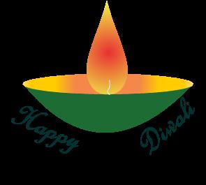 295x265 Diwali Clipart