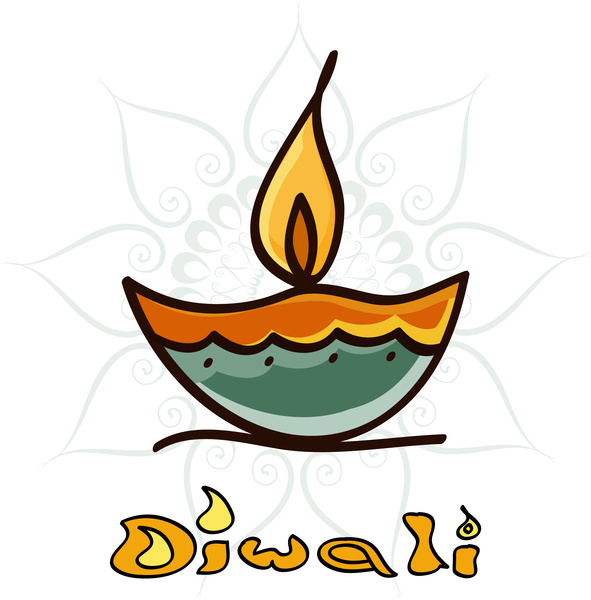 591x600 Diwali Diya Free Vector Download (562 Free Vector) For Commercial