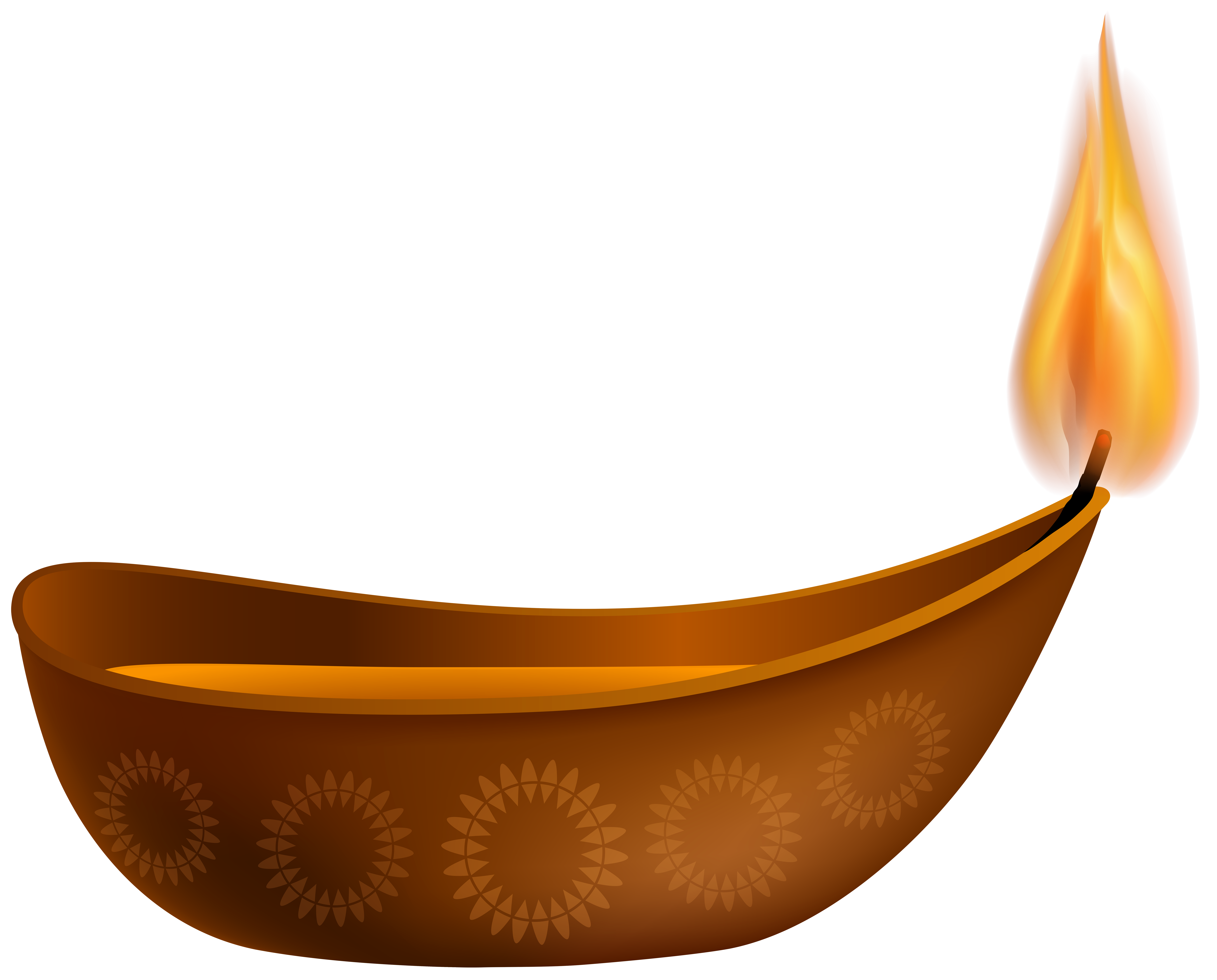 8000x6444 Happy Diwali Candle Png Transparent Clip Art Imageu200b Gallery