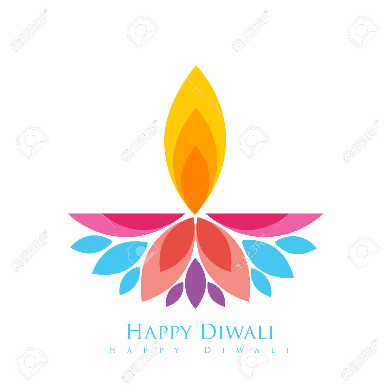 1300x1300 Cards Clipart Happy Diwali