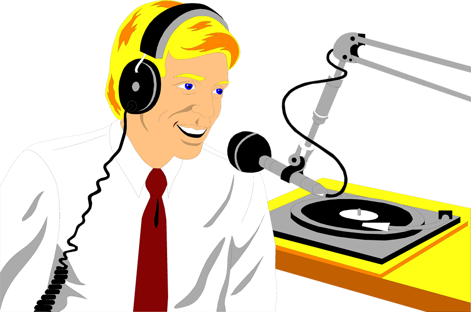 958x636 Dj Clipart Disc Jockey