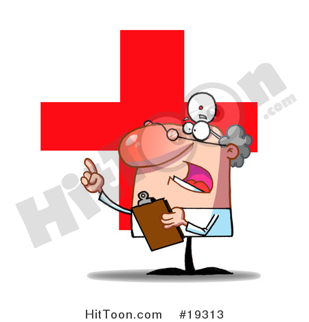 450x470 Doctor Clipart